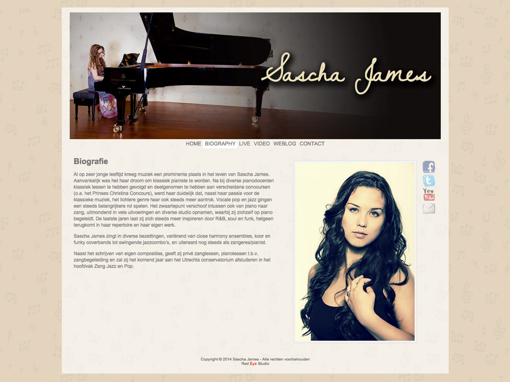 Sascha James Music
